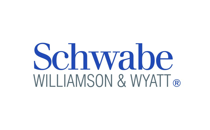 healthcare messagings Schwabe, Williamson, Wyatt Logo